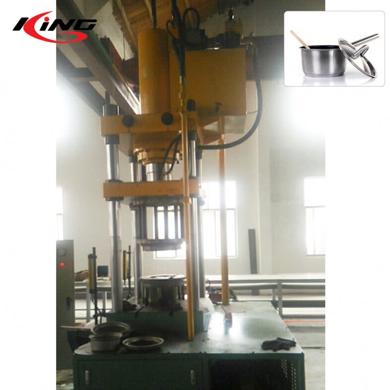 4 Post Hydraulic Press Machine, 4 Post Hydraulic Press