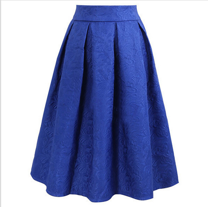 44519601bd9ab Cheap Red High Waisted Pleated Skirt, find Red High Waisted Pleated ...