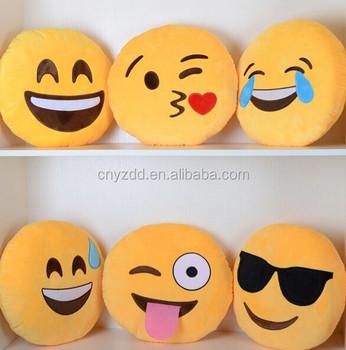Emoji Cuscini.Peluche Emoji Cuscini Fabbrica A Buon Mercato Personalizzati