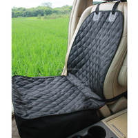 WaterProof & NonSlip Front Pet Hammock Car Seat Cover Dog Car Seat Cover Pet Car Seat