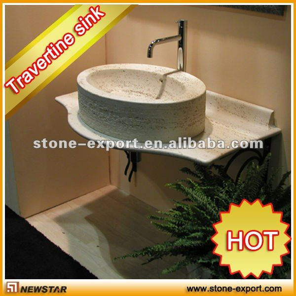 China Pedestal Travertine Sink, China Pedestal Travertine Sink  Manufacturers And Suppliers On Alibaba.com