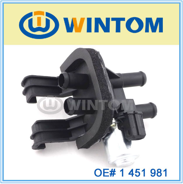 High Quality Coolant Heater Control Valve With OE 1 451 981