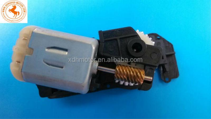 Mabuchi dc motor 12v car lock actuator dc motor fc 280 for 12vdc door lock actuator