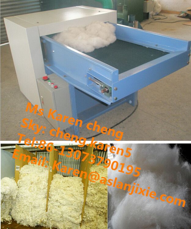 wool combing machine/machine for carding wool