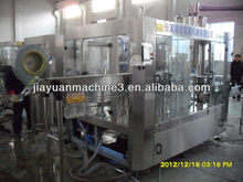 Automatic Glass/PET Bottle Juice Filling Machine