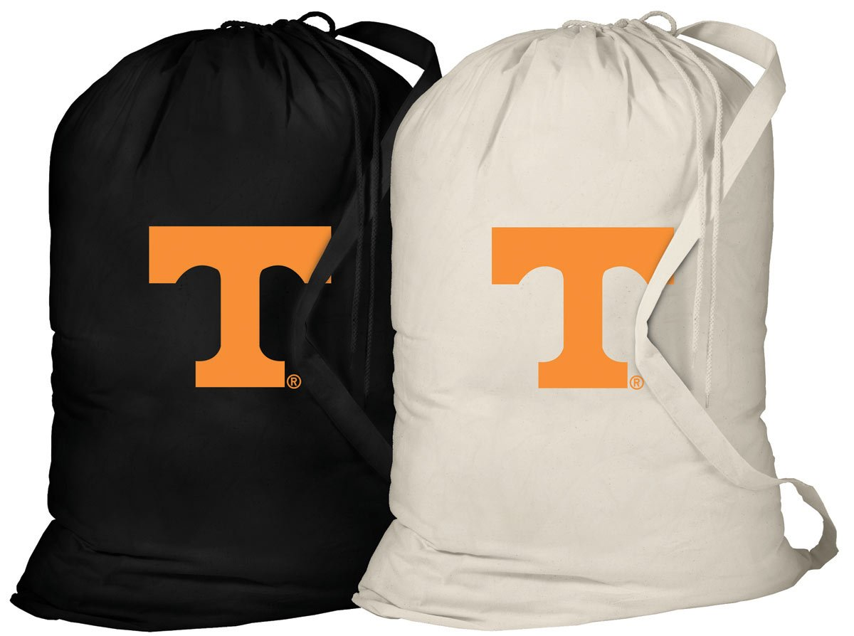University of Tennessee Laundry Bag -2 Pc SET- Tennessee Vols Clothes Bags