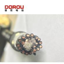 35mm welding cable flexible retractable coil wire