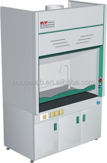 Laboratory Fume Cupboard And Acid And Alkali Resistance Fume Hood