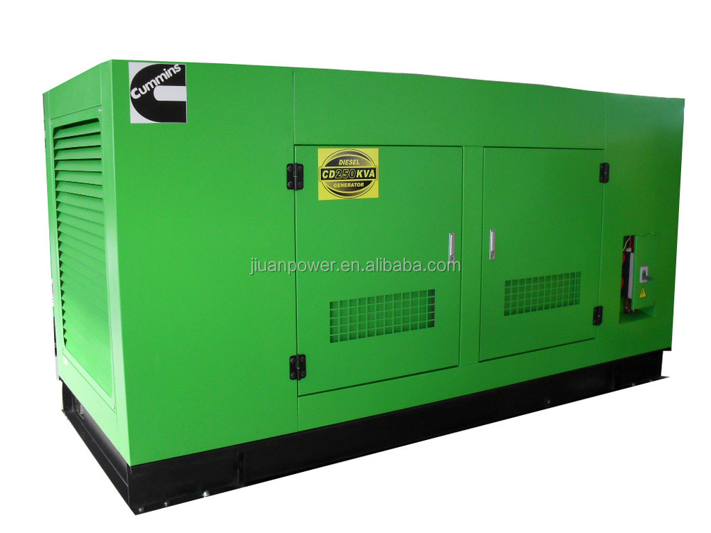 250kva Diesel Electricity Generator Stc Three-phase A.c. ...