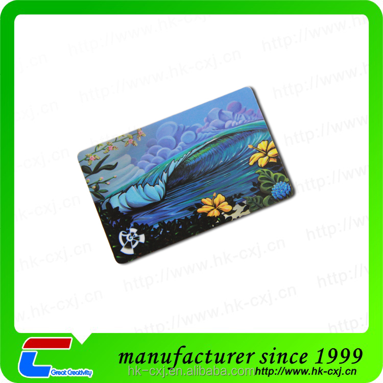 Super Quality RFID Prepaid Phone Card With Smart Chip