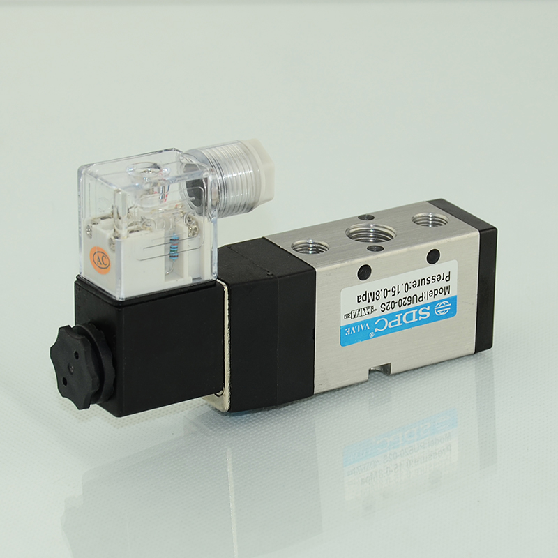 Smc Solenoid Valve/pneumatic Valve/air Valve--pu520 Series Valve - Buy Smc  Solenoid Valve,Pneumatic Valve,Air Valve Product on Alibaba com