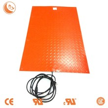 Flexible UL certification waterbed silicone rubber heater
