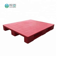 Eco-friendly Virgin HDPE/PP 4-Way Plastic Pallets For Logistic Transport