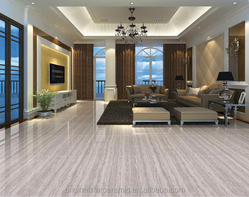 Nano Polished Porcelain Flooring Tile 24x24 Wood Line Stone, View ...