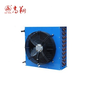 Cheap cold room condenser unit condenser fan motor air cooled condenser