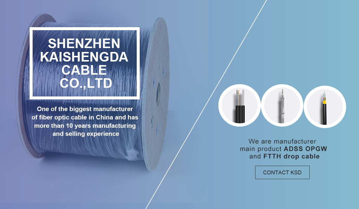 Shenzhen Ksd Cable Co Ltd Fiber Optic Outdoor Indoor Ftth China