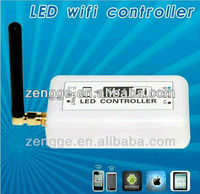 Mini white radio remote wifi led controlled for apple andriod system