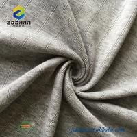 2016 winter OL fashion rib suit fabric 220 gsm
