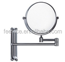 Extension makeup mirror