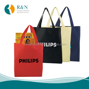 Hot sale reusable shopping non-woven bag with low price