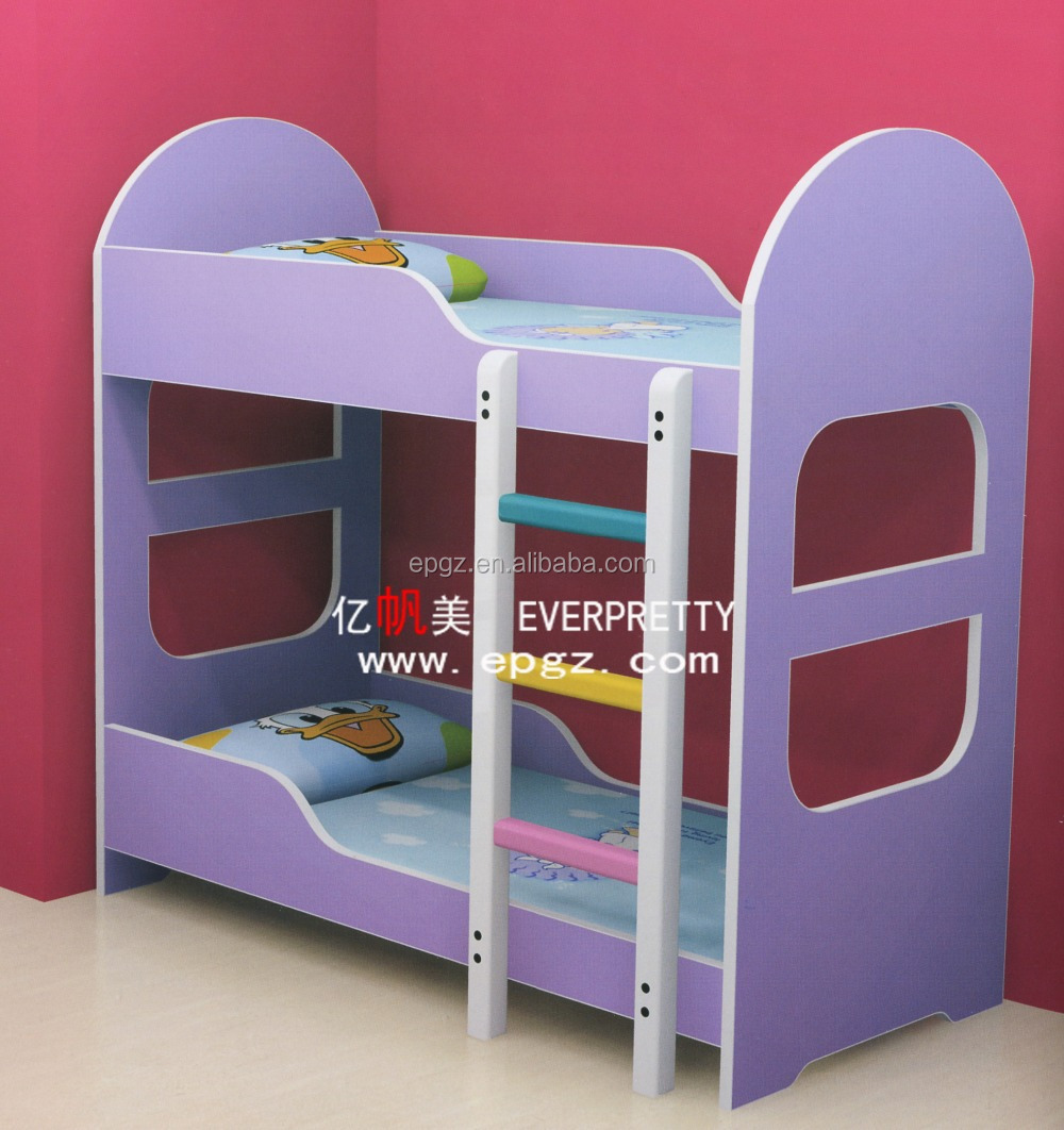 Baby crib youth bed - Wooden Children Bunk Bed Baby Cot With Stairs Kids Bed