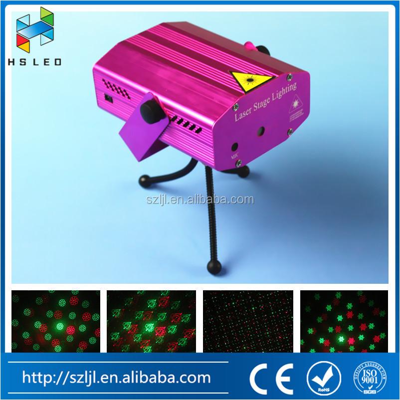Mini Proiettore Laser Effetto Luci.Effetto Stella Illuminazione Del Palco All Ingrosso Acquista Online