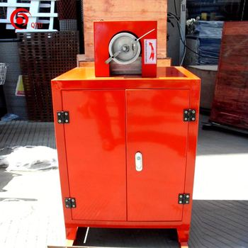 Hose Crimping And Skiving Plastic Skiving Machine