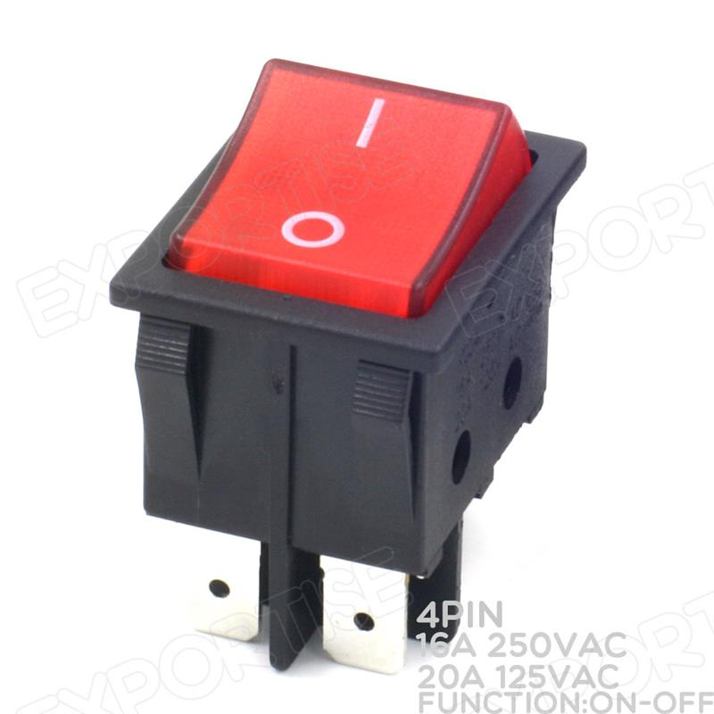 Hot Sale rocker switch wiring diagram With kcd4 rocker switch wiring diagram how to wire a on off on toggle 3-Way Switch Multiple Lights Wiring-Diagram at gsmx.co
