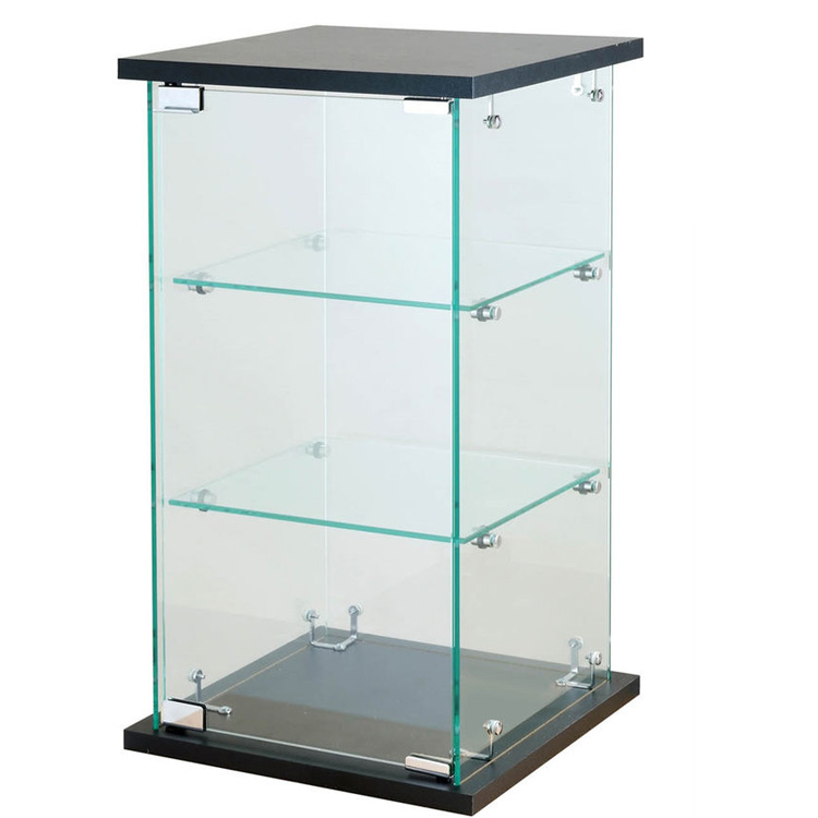 good quality tall acrylic display case manufacturer