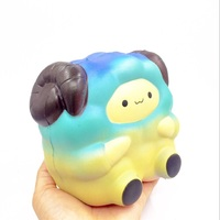 Kawaii Squishy Toy Japan Squishies Scented Jumbo Squeezed Toys PU Material