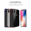 VMAX Transparent Protective Cover Premium Flexible Soft Cell Phone TPU Bumper Case for iPhone X Allow Wireless Charging