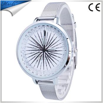51e6ced4bb 2018 Top Quality Quartz Movement Luxury Fashion Ladies Platinum Rhinestone  Bracelet Geneva Dress Watches Gw117 - Buy Steel Watches,Dress Steel ...