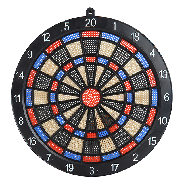 Safety Target Soft Dart Board for Training