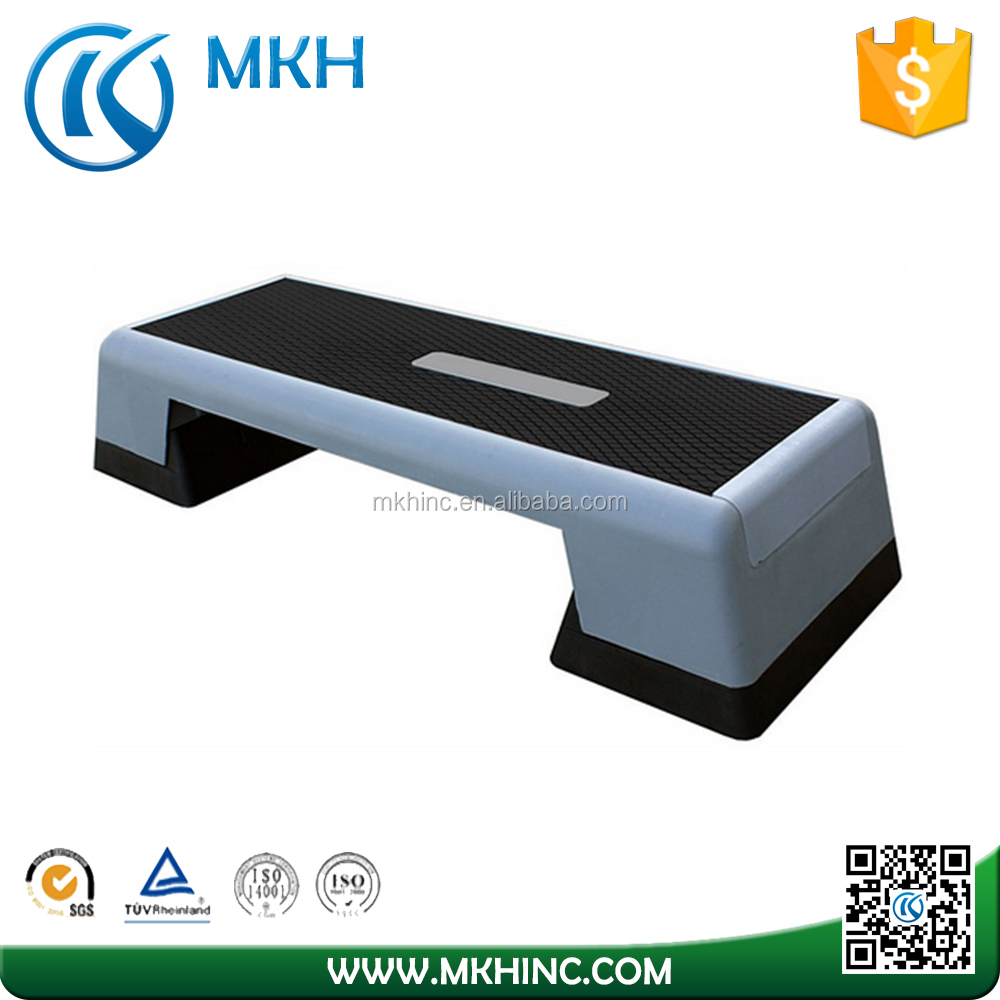Fitness Aerobic Stepper Board Plastic Aerobic Step Aerobic Jump Step for Exercise Stepper Platform, Adjust
