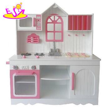 CE ROHS certificated Kids big kitchen set toy, children kitchen toy  set,High quality Wooden kitchen set toy W10C164, View kitchen toy, ESA  Product ...