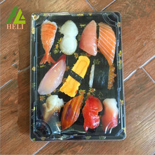 Biodegrade Plastic Take Away Printing Sushi Tray