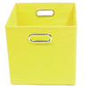 Wholesale non woven fabric foldable storage box/Fabric Bins/Fabric Cubes