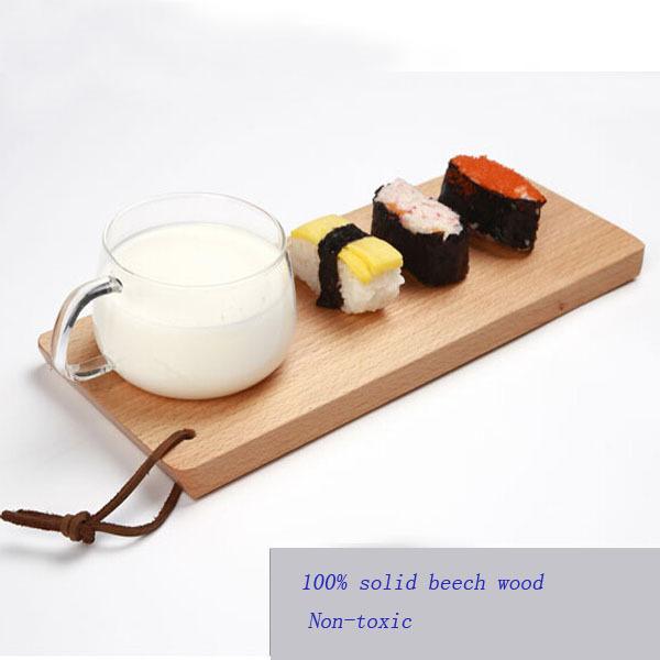 Küchengeräte Aus Holz Sushi Kuchen Keks Platte,Geschirr ...