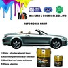 Mingbang acrylic car paint(primer,color,clear coat,thinner,hardener,putty)