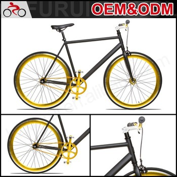 Competitive Price 700c Steel Frame Road Bike Carbon Fixed Gear ...