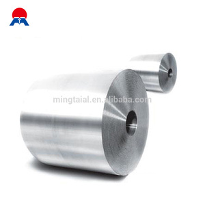 Aluminum roll for marmitex insulation foil jumbo aluminium With Best Quality And Low Price