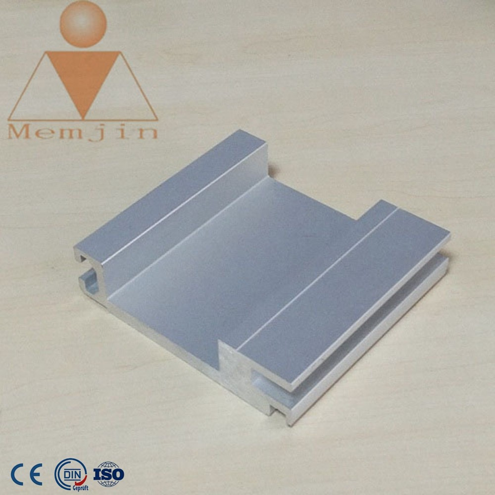 6061 T6 6063 T5 Aluminum tube Extrusion/Industrial Aluminium Profiles Factory