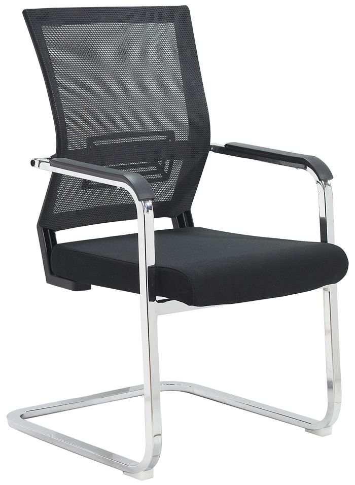 Modern Office Furniture Low Price Visitor Chair With No Wheels