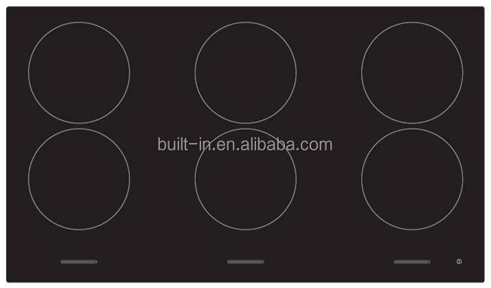 Beroemd Built-in 6 Burner Induction Hob Electric Induction Cooker Germany  FZ-06