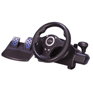 Wholesaler multifunction vibration racing video game car steering wheel for  ps4 pc ps2 ps3