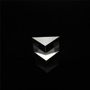 Optical acrylic prizma 45 degree prism