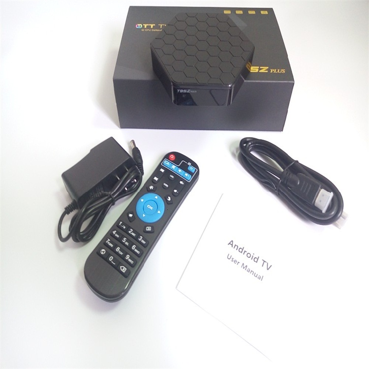 Android TV Box Amlogic S912 Octa Core Android 6.0 Marshmallow Dual WiFi 2.4GHz 4gb ram 64gb rom android tv box