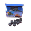 Premium Quality long burning time coconut shell cube charcoal for sale