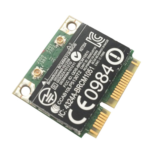 Bcm94313hmgb Wifi Bluetooth Pcie Card Combo Wireless 802 11 B/g/n And  Bluetooth 4 0 - Buy Wifi Bluetooth Pcie Card,Bcm94313hmgb Product on  Alibaba com
