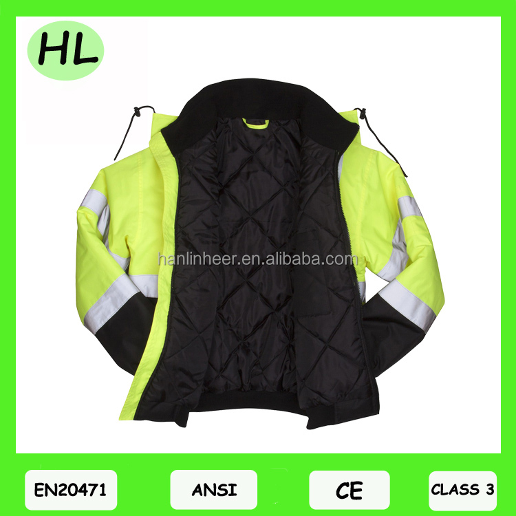 Widely application newest hot selling reflective safety life jacket